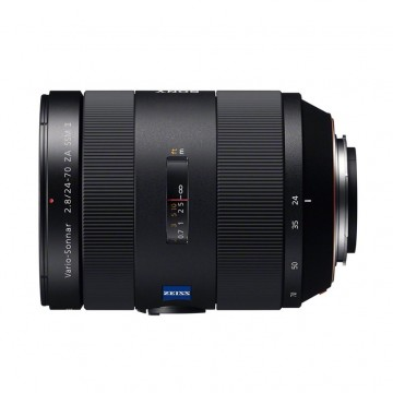 Объектив Sony Vario-Sonnar T* 24-70 мм F2.8 ZA SSM II