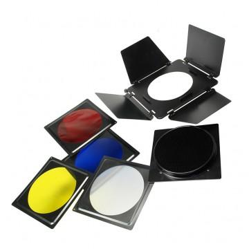 Falcon Eyes Шторки универсальные DEA-BHC  для рефлектора 160-180 мм