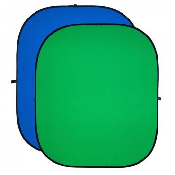 Фон GreenBean Twist 240 х 240 B/G Тканевый хромакей