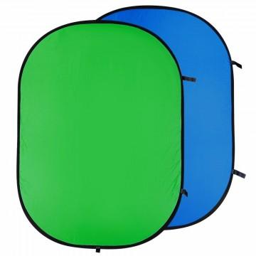 Фон GreenBean Twist 180 х 210 B/G Тканевый хромакей