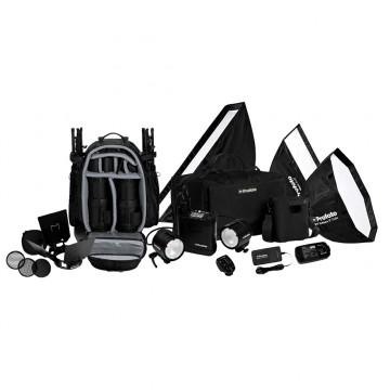 Комплект Profoto B1X/B2 Universal Expert Kit с 2 моноблоками и 2 генераторными головами 903130-2