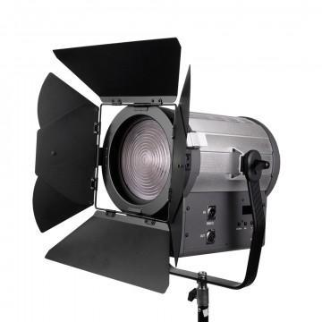 Светодиодный LED осветитель GreenBean Fresnel 300 LED X3 DMX