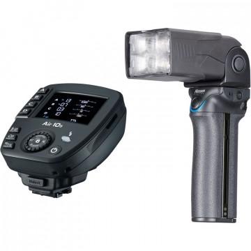 Вспышка Nissin MG10 + Air-10s Kit вспышка + синхронизатор для Nikon i-TTL (N116)