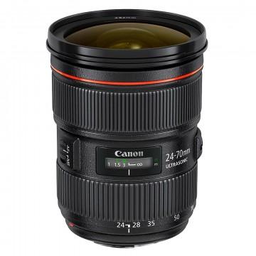 Объектив Canon EF 24-70mm f 2.8L II USM