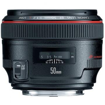 Объектив Canon EF 50 f 1.2L USM