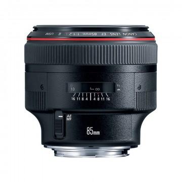 Объектив Canon EF 85 F1.2 L II USM