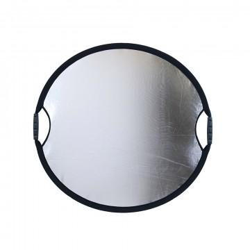 Отражатель на пружине Sunbounce SUN-MOVER SILVER/WHITE 85x79 см