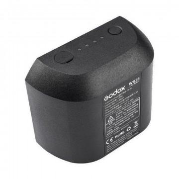 Godox Аккумулятор WB26 для AD600Pro