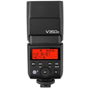 Вспышка Godox Ving V350C TTL аккумуляторная для Canon