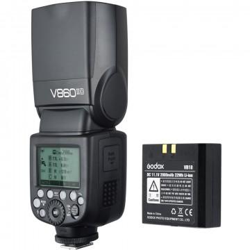 Вспышка Godox Ving V860IIN TTL для Nikon