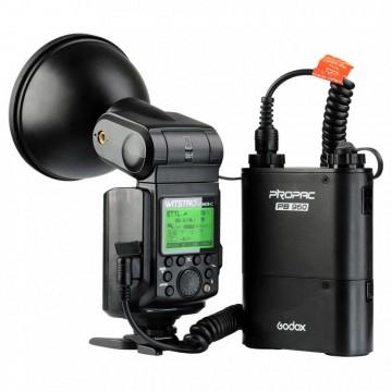 Вспышка Godox Witstro AD360II-N с батарейным блоком PB960