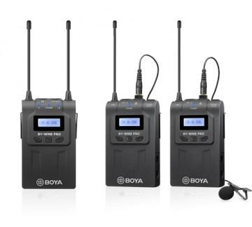 Boya BY-WM8 PRO-K2 Беспроводной микрофон петличка