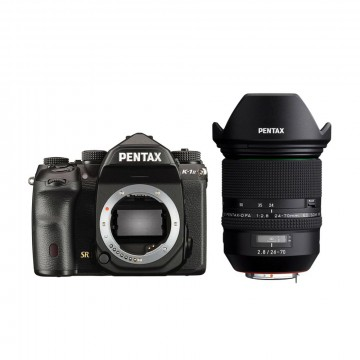 Фотокамера Pentax K-1 Mark II Body + объектив FA 24-70mm
