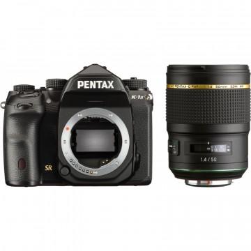 Фотокамера Pentax K-1 Mark II + объектив HD FA 50mm f/1.4 SDM