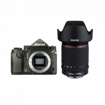 Фотокамера Pentax KP + объектив DA 16-85 WR + 3 рукоятки