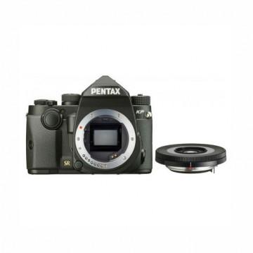 Фотокамера Pentax KP + объектив DA 40XS + 3 рукоятки