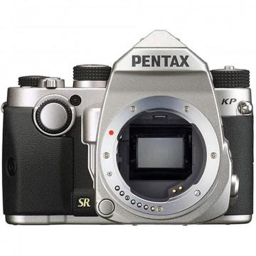 Фотокамера Pentax KP body (3 рукоятки в комплекте) silver