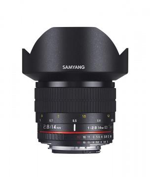 Объектив Samyang 14mm f/2.8 Pentax