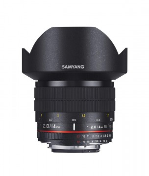 Объектив Samyang 14mm f/2.8 Samsung NX
