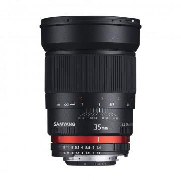 Объектив Samyang 35mm f/1.4 AE Nikon
