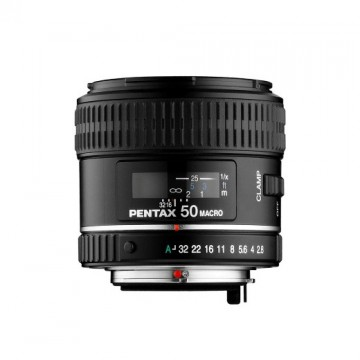Объектив Pentax SMC DFA 50mm f/2.8 Macro
