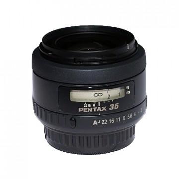 Объектив Pentax SMC Pentax FA 35mm f/2.0 AL