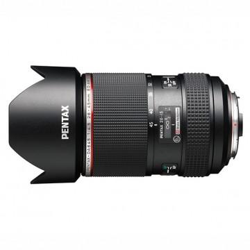 Объектив Pentax HD PENTAX-DA 645 28-45mm F4.5 ED AW SR