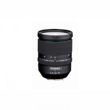 Объектив Pentax HD PENTAX D FA 24-70mm f/2.8 ED SDM