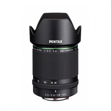 Объектив Pentax HD PENTAX D FA 28-105mm f/3.5-5.6ED DC WR