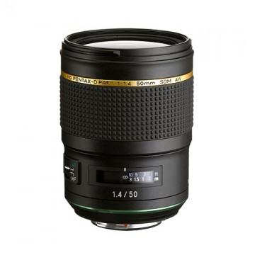 Объектив Pentax HD Pentax D FA 50mm f/1.4 SDM AW