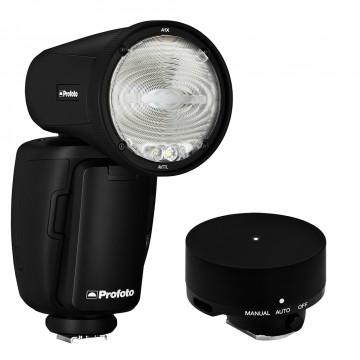 Вспышка Profoto A1X Off-Camera Kit с синхронизатором Connect для Nikon 901302 EUR