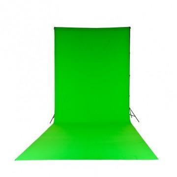 Фон Lastolite LL LC5881 зеленый без рамы (3x7м)