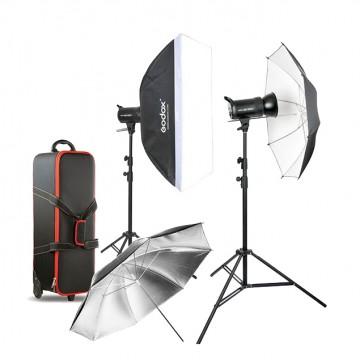 Комплект с двумя моноблоками Godox SK300II-E