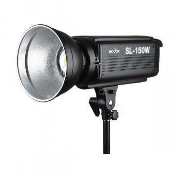 Светодиодный LED осветитель Godox SL-150W студийный (5600K)
