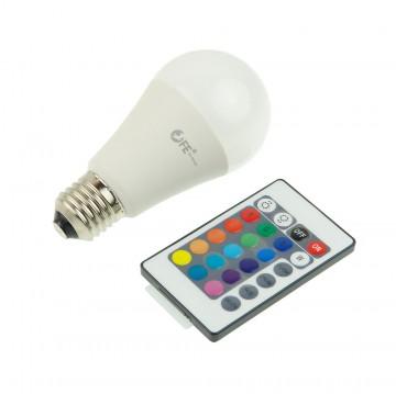 Светодиодная лампа Falcon Eyes ML-09 RGB с пультом ДУ для студийного осветителя