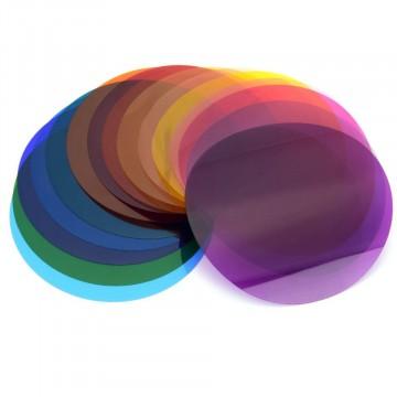 Godox V-11C Набор цветных светофильтров для круглой головки