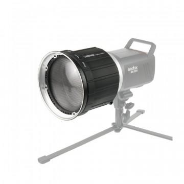 Оптическая насадка GreenBean ZoomMount 150BW с линзой Френеля