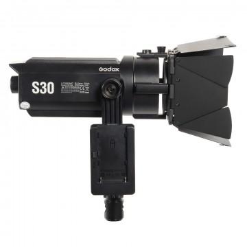 Godox Осветитель светодиодный Godox S30 фокусируемый