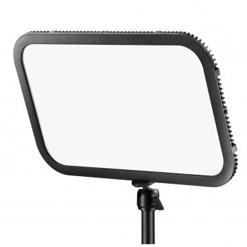 Светодиодная лампа Godox Осветитель светодиодный Godox ES45 Kit с креплением для стола
