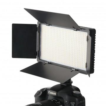 Tether Tools Осветитель светодиодный Falcon Eyes LedPRO 600BD Bi-color накамерный
