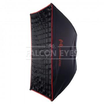 Софтбокс Falcon Eyes Софтбокс SBQ-6090 BW для галог.осв. с сотами