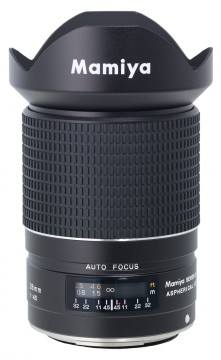 Объектив Mamiya Sekor-D 28mm f/4.5 AF Aspherical