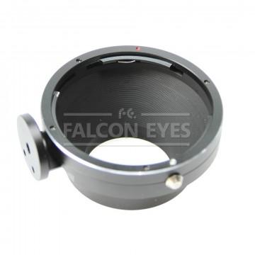 Falcon Eyes Кольцо переходное Pentax 67 на Canon EOS