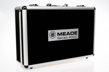 Meade Набор окуляров серии 4000 и фильтров в алюминиевом кейсе ТР07169