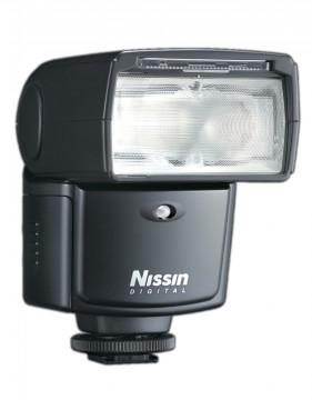Вспышка Nissin Di466FTB для станд.4/3/MICRO 4/3, черный (для Olympus серии E/Pen;Panasonic серии G)