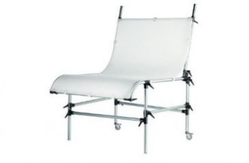 Стол для предметной съемки Manfrotto 220PSL Каркас STILLIFE TABLE W/O PLST SHEET Каркас