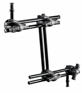 Manfrotto 396AB-3 DOUBLE ARM 3 SECT.