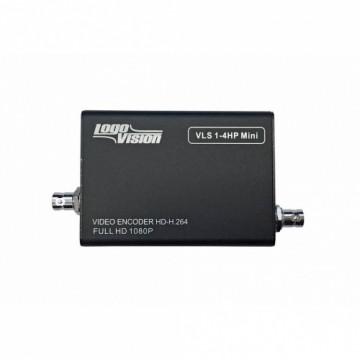 LogoVision VLS 1-4HP Mini сервер потокового вещания