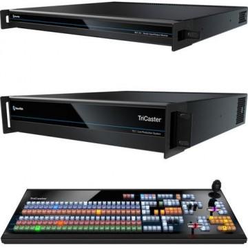 NewTek TriCaster TC1 DELUXE Bundle видео студийный комплект