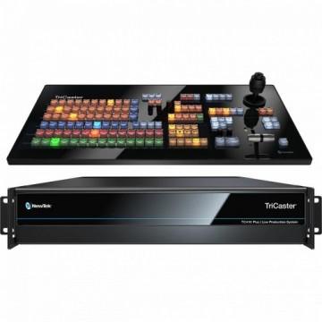 NewTek TriCaster TC410 Plus BASE Bundle видео студийный комплект